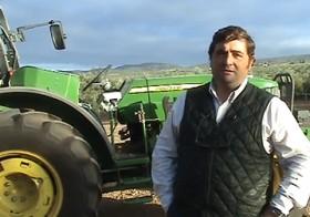 José Aguilera valora el apoyo de Europa al ámbito rural y las explotaciones agrarias