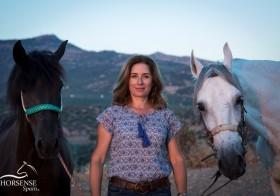 Horse Sense Spain : Carmen Valenzuela