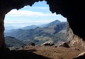 Ruta de subida a La Horconera