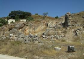 Ruta a la Fuente de Jarcas, Los Pelaos y Canteras Romanas