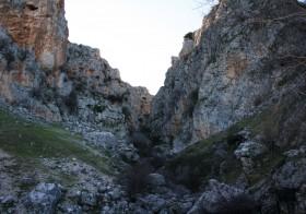 El Cañón del Río Bailón