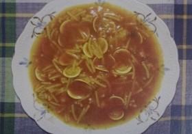Hoy cocinamos Fideos con Almejas – Lucena