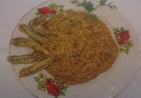 Hoy cocinamos Encebollado de Boquerones – Fuente Tójar