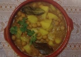 Hoy cocinamos Potaje de Cuaresma – Benamejí