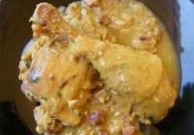 Hoy cocinamos Pollo en Pepitoria-Luque