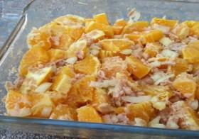 Hoy cocinamos Ensalada de Naranjas-Iznájar
