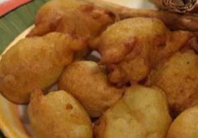 """Hoy cocinamos """"Barrigas de vieja"""", desde Palenciana"""