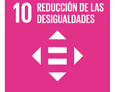 ODS 10.- REDUCCIÓN DE LAS DESIGUALDADES.
