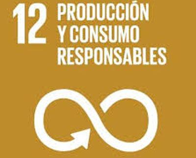 ODS 12.- PRODUCCIÓN Y CONSUMO RESPONSABLES