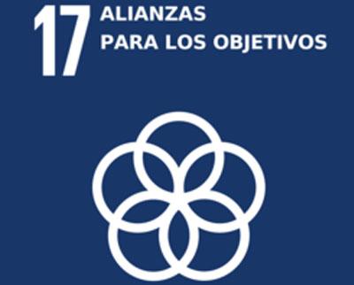 ODS 17.- ALIANZAS PARA LOGRAR LOS OBJETIVOS